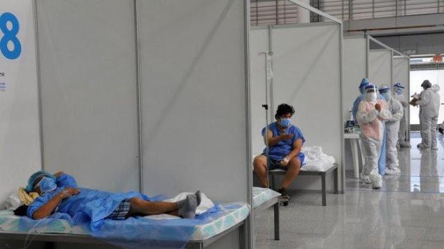 Viral, Perselingkuhan Terungkap Karena Pelacakan Kontak Pasien Virus Corona