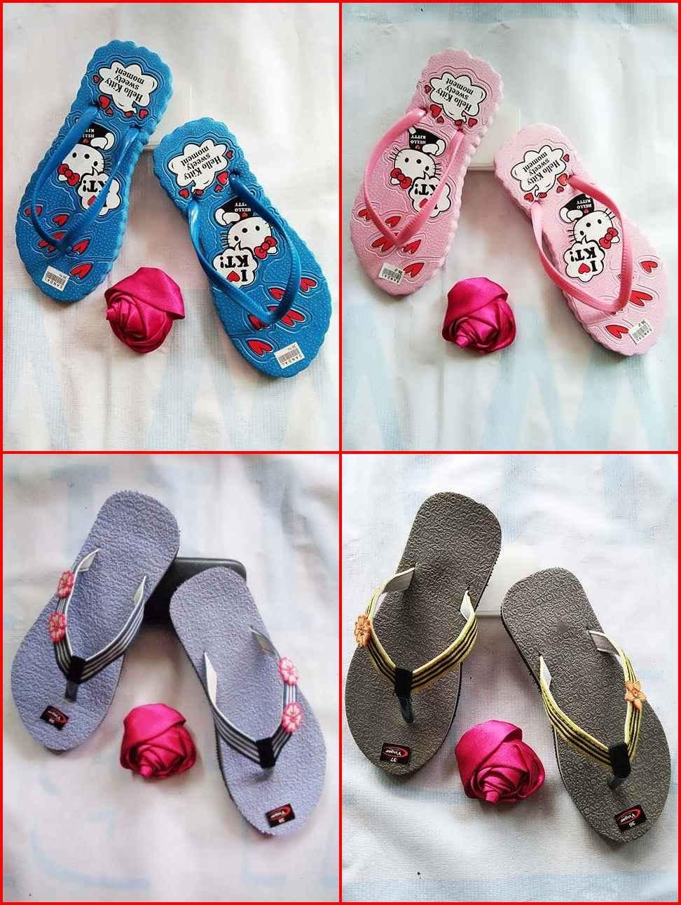 sandal murah wanita garut