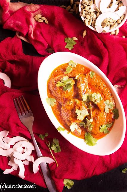 spicy prawn curry recipe