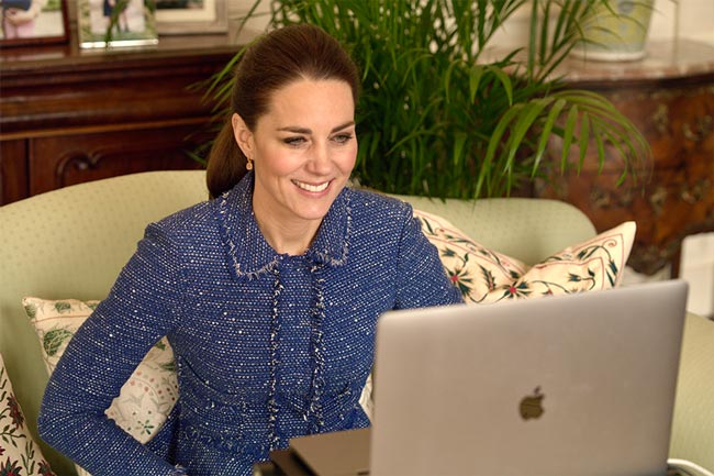 Kate Middleton Applauds Fantastic Teachers For Being Lifeline To Families