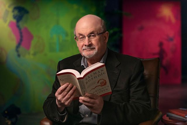 MasterClass Announces Salman Rushdie to Teach Storytelling and Writing