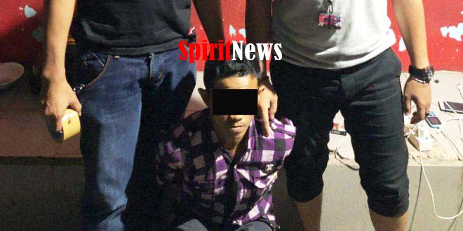Inilah Pencuri HP di Kapal Tertangkap Polisi