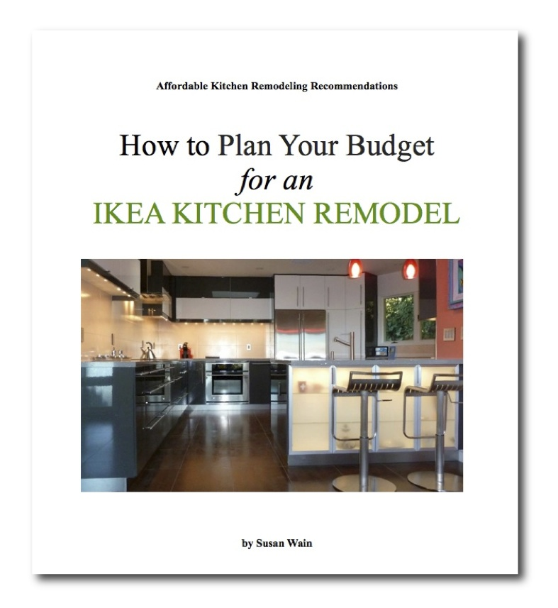 How Much To Redo Kitchen Cabinets: How To Save Thousands On An IKEA-type Kitchen: How Much