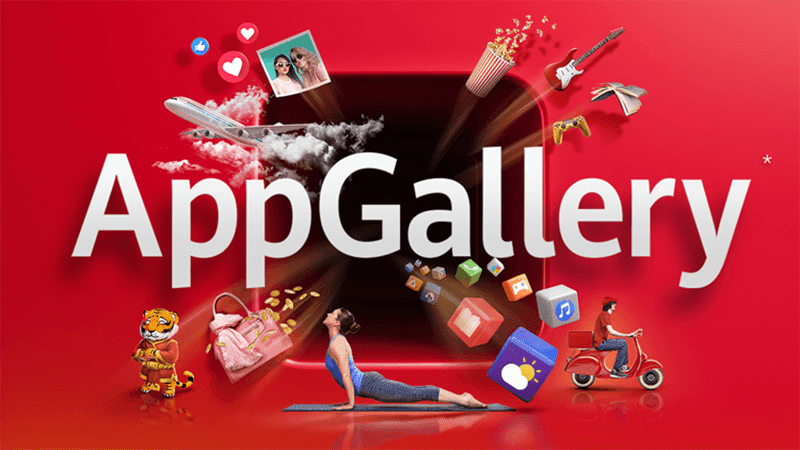 Huawei is giving rewards and perks for downloading top applications from AppGallery!