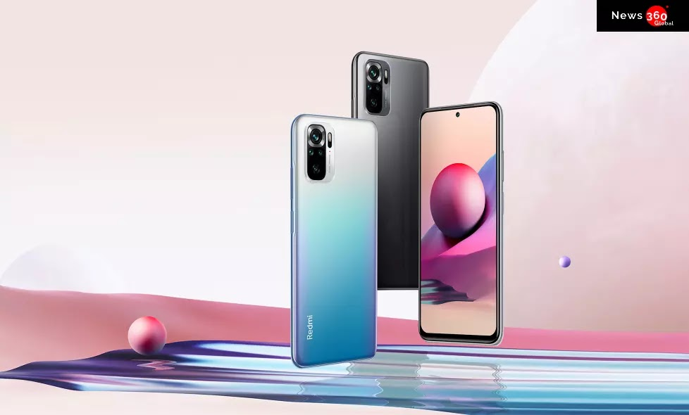 Redmi Note 10S launched in India , Redmi Note 10S price and specifications