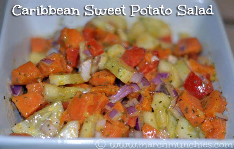 Sweet Potato Salad Recipe Jamaican Style