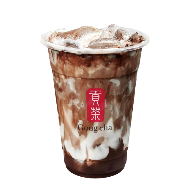 Gong Cha Chocolate 11.11 Shopee Penang Blogger Influencer