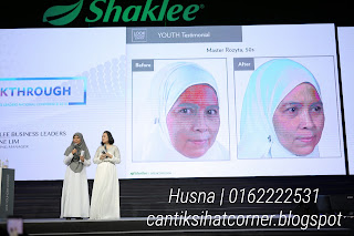 My youth shaklee