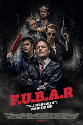 Fubar Horror movie poster