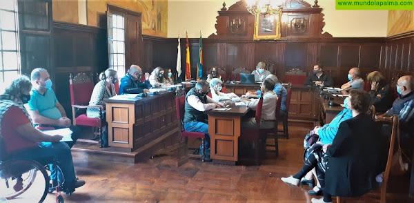 Los Llanos de Aridane constituye  la Mesa de la Accesibilidad del municipio