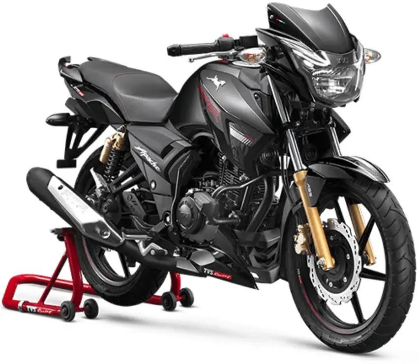 TVS Apache RTR 180 Price