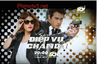 Xem Phim Điệp Vụ Chân Dài - Diep vu chan dai