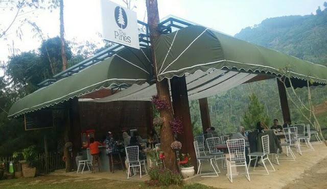 The Pines Cafe The Lodge Maribaya