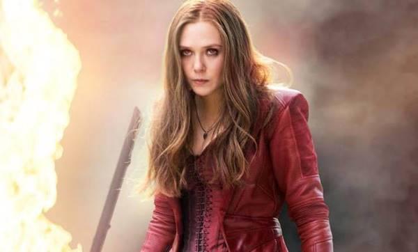 Top 50 Fakta Elizabeth Olsen, Pemeran Scarlet Witch di MCU