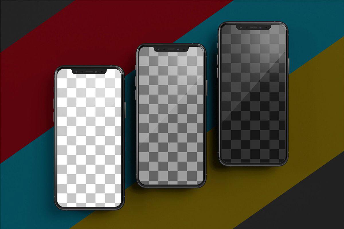 Dark iPhone 11 Pro Dark Mockup 5212746.