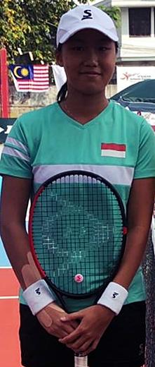 Tenis ASEAN Schools Games 2019: Janice Tjen Persembahkan Medali Emas Untuk Indonesia