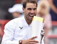 For 35th Masters Title, Rafael Nadal Dominates Daniil Medvedev In Montreal