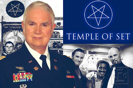 Michael Aquino psychological warfare Vietnam Phoenix Project cults Temple of Set Satanism terrorism Nazi military intelligence