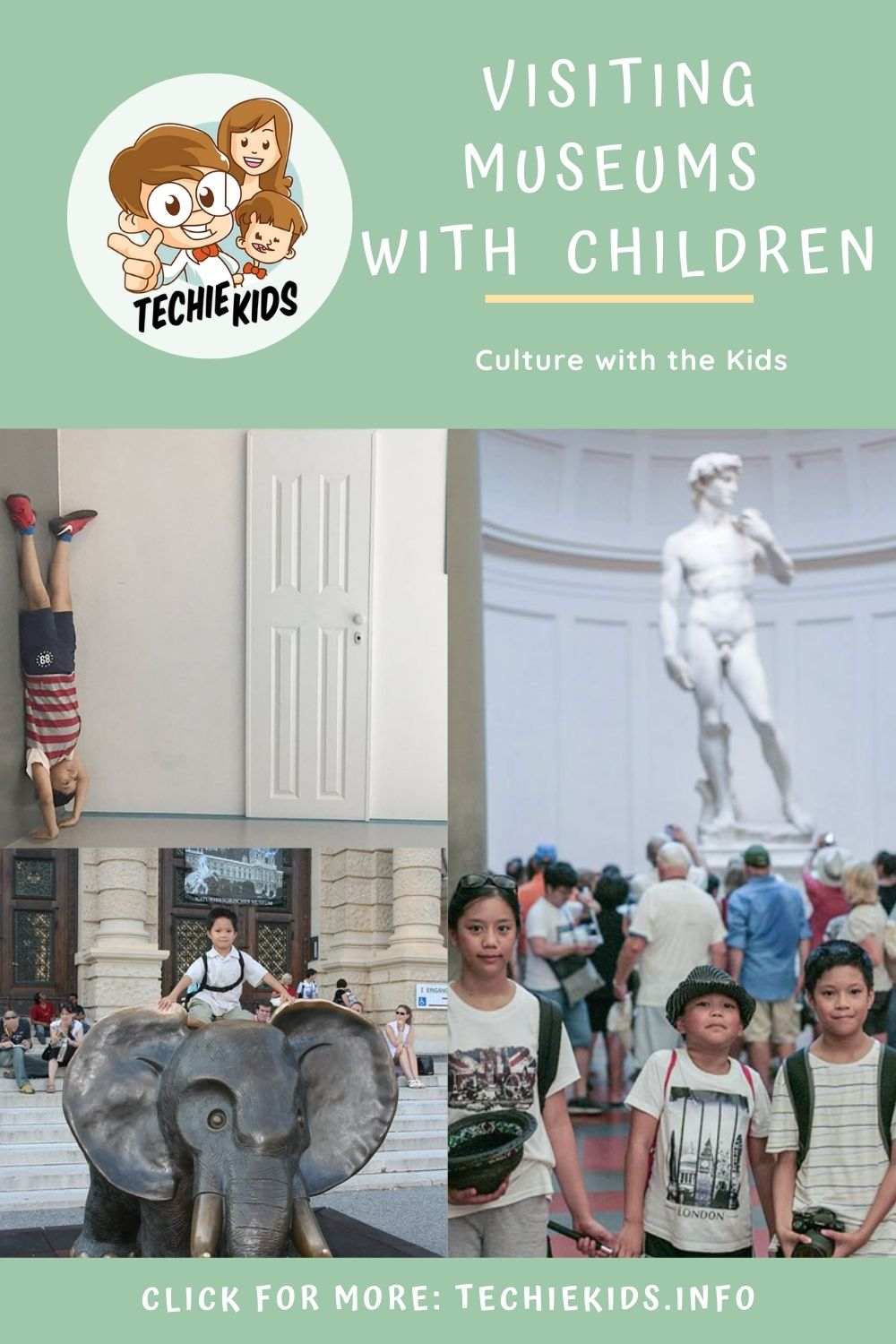 Reasons to Visit Museums with the Children