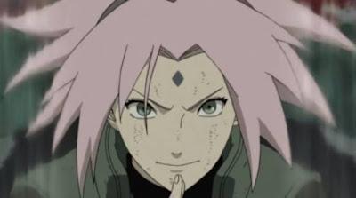 Sakura Benar-benar Beban