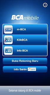 cara daftar m banking bca tanpa ke atm 1