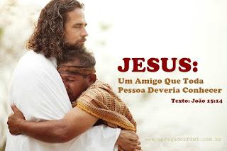 Jesus: Um Amigo Que Toda Pessoa Deveria Conhecer