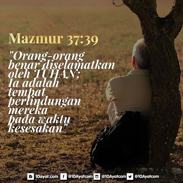 Mazmur 37:39