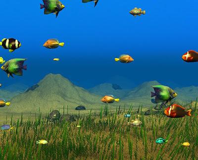 تحميل لعبة سمك البحر