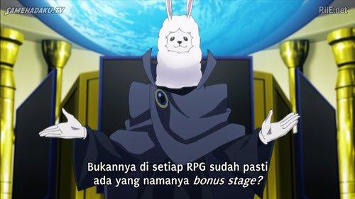 Nakanohito Genome [Jikkyouchuu] Episode 12 Subtitle Indonesia [SELESAI]
