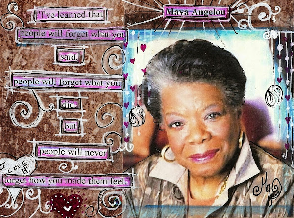 I've learned that people will forget what you said, people will forget what you did, but people will never forget how you made them feel. — Maya Angelou