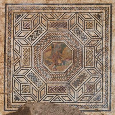 Ανακαλύφθηκε μια μικρή Πομπηία στη νότια Γαλλία