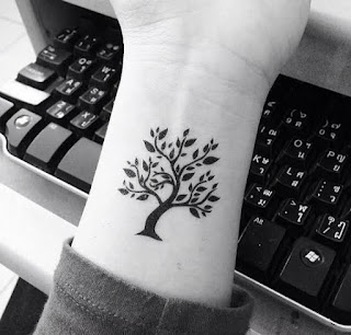 Tree of Life Tattoos and Meaning