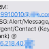 Police alert public to bank/text scam