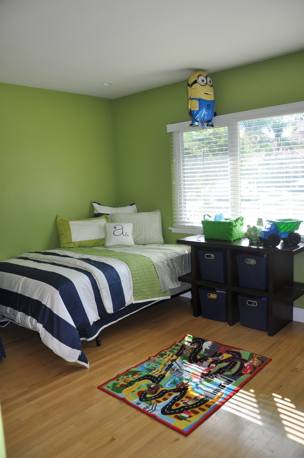 Toddler Boy Room Ideas: Crafty Mama: Big Boy Bedroom