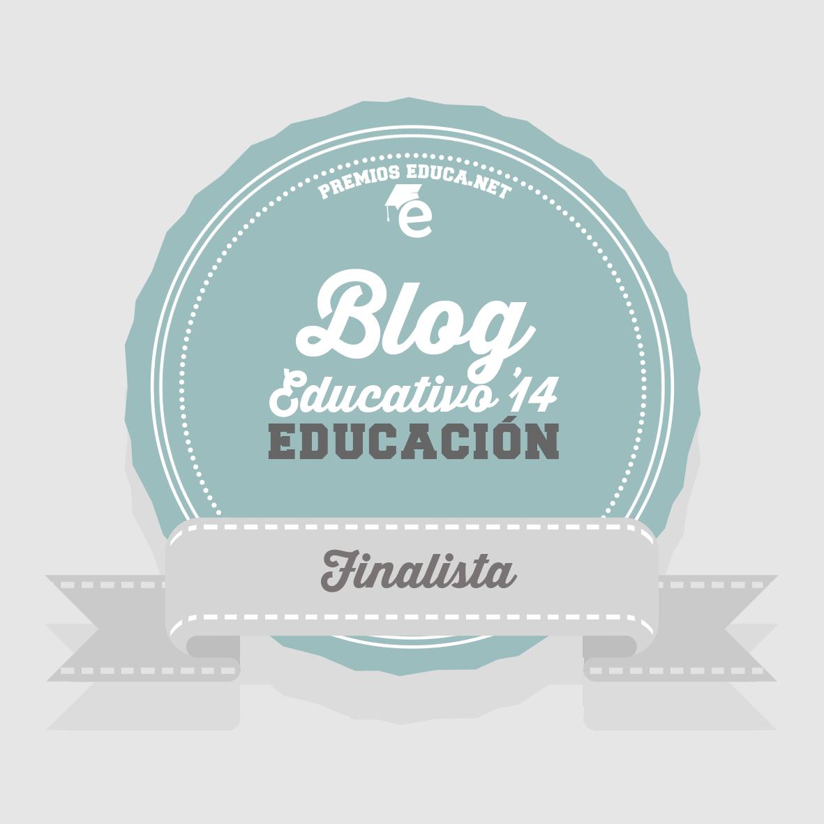 Finalista Premios Educa 2014