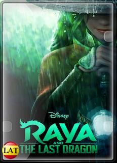 Raya y el Ultimo Dragón (2021) DVDRIP LATINO