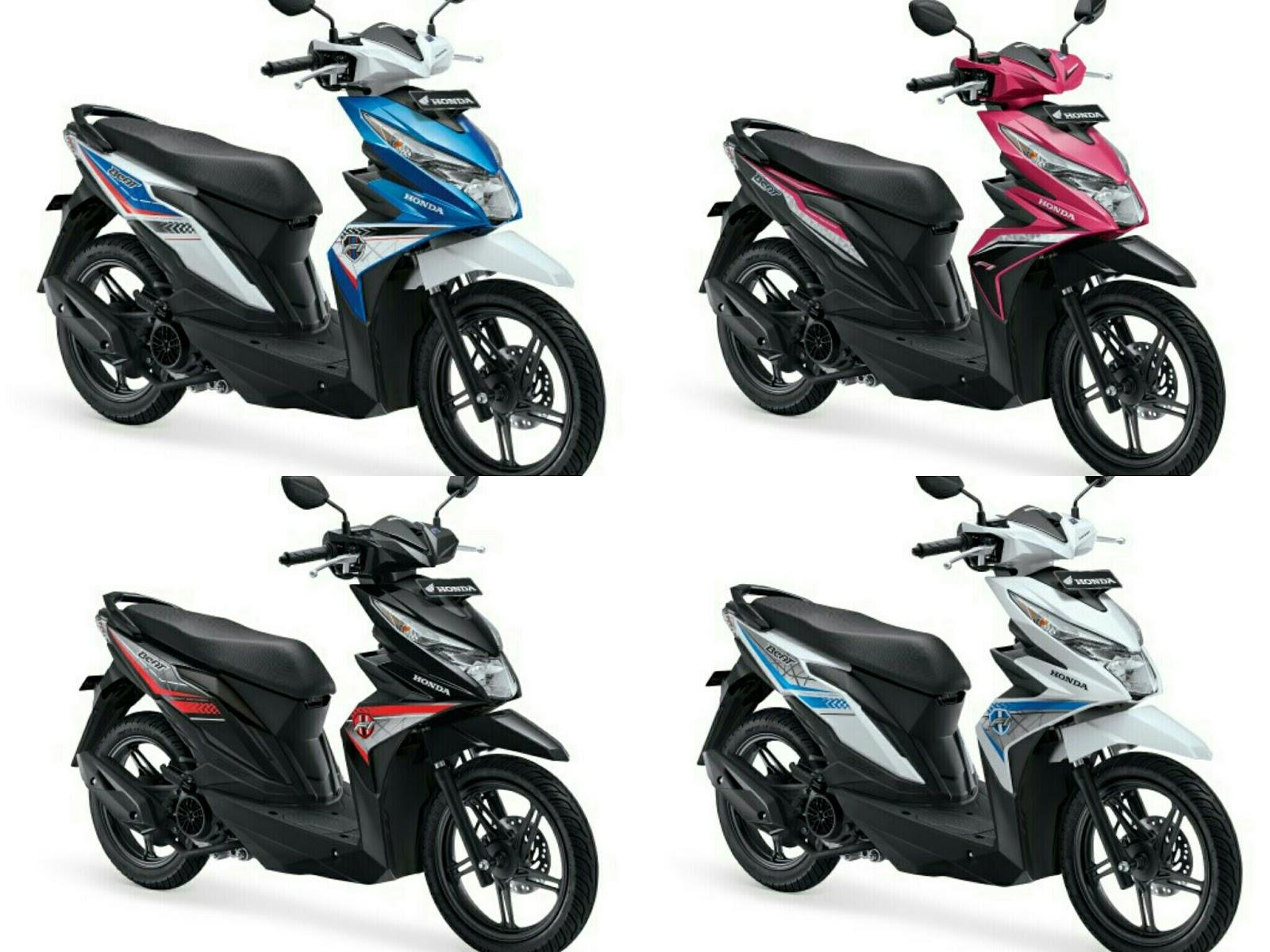 Kumpulan 89 Modifikasi Honda New Beat Esp Terlengkap Janur Modifikasi