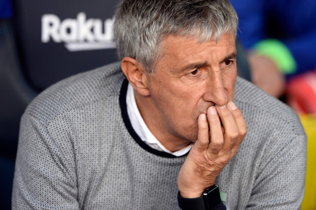 مدرب برشلونة يعلن أزمة أندية الليجا الحقيقية
