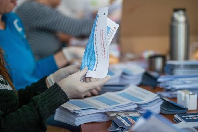 Már 232 ezer nemzeti konzultációs kérdőívet töltöttek ki a magyar emberek