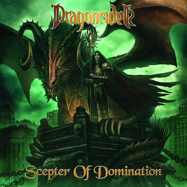 Dragonrider - Scepter Of Domination (2020)