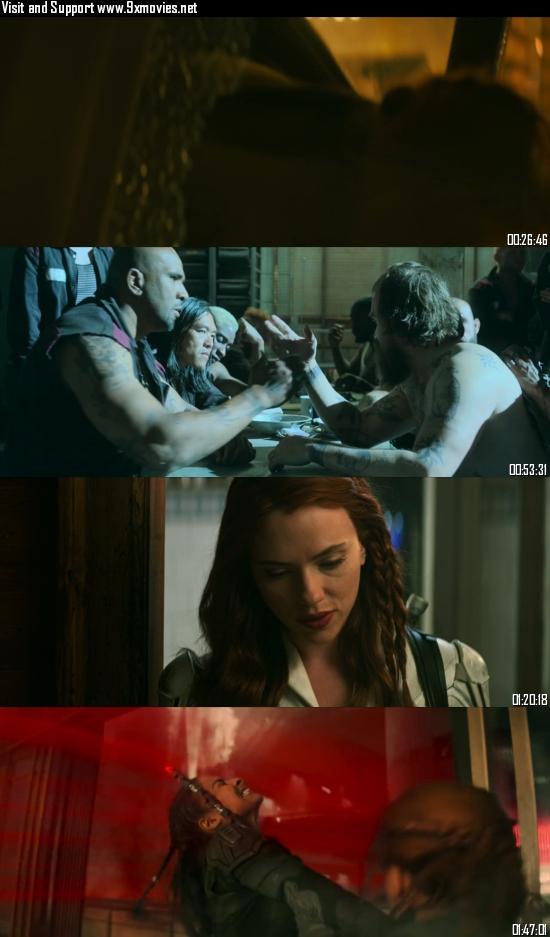 Black Widow 2021 WEB-DL 720p 480p English Full Movie Download