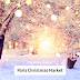 Paris Christmas Market: Jardin des Tuileries - The beautiful Christmas Markets to visit in Paris. December 2019