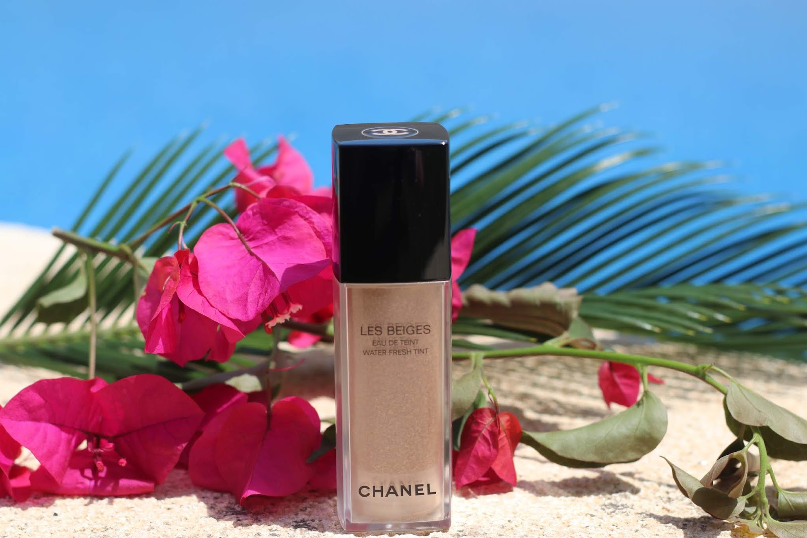 Chanel Les Beiges Water Fresh Tint Review