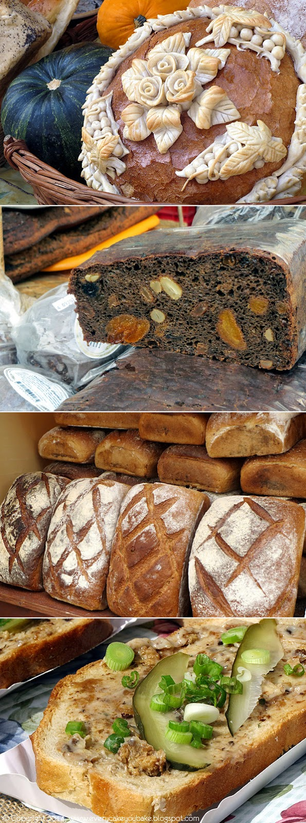 bochen na święto chleba