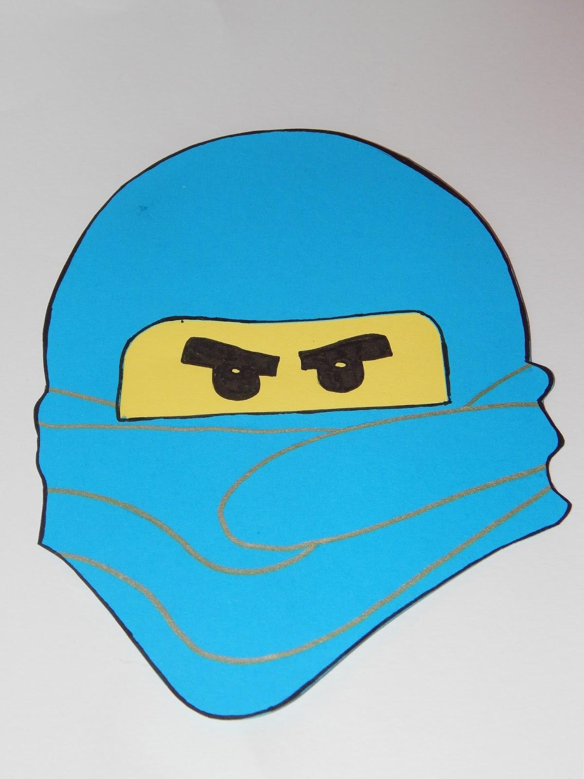 Ninjago Einladung Basteln: Familie Und Mehr : Ninjago Geburtstags Party Part1: Die