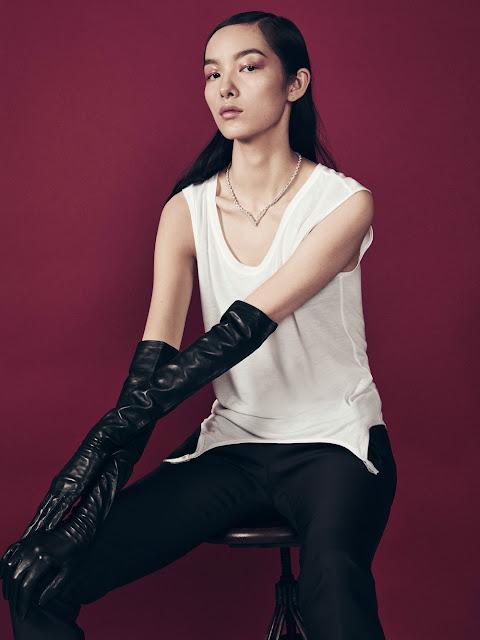 Fashion Model, @ Fei Fei Sun By Sharif Hamza For Vogue China June 2016
