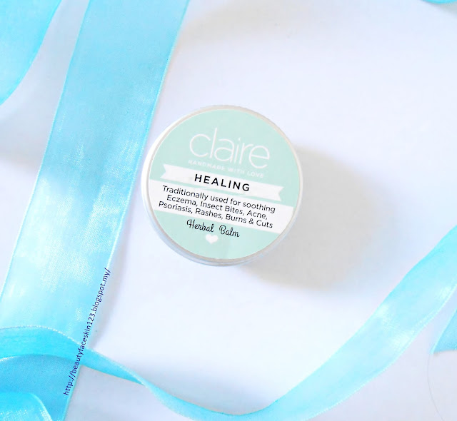 Claire healing balm