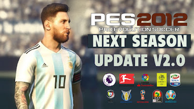 PES 2012 PES Next Season Patch 2019 Update 2.0 Season 2018/2019