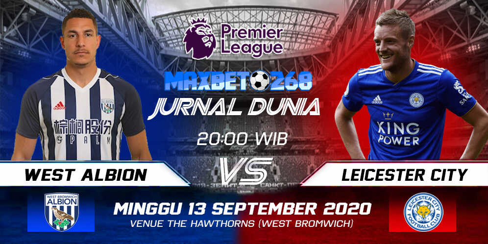 Prediksi West Bromwich Albion vs Leicester City