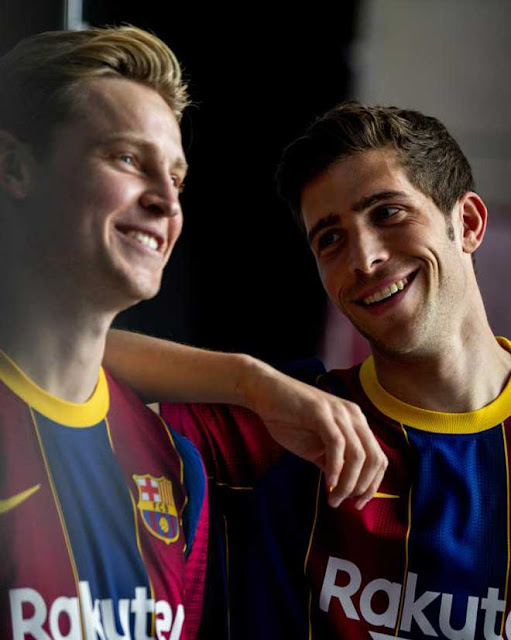 """Barca ra mắt áo đấu bị chê """"nhái"""" Crystal Palace, 4 SAO vắng mặt khó hiểu 7"""